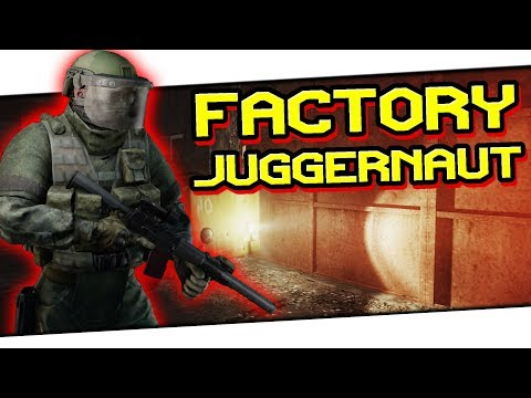 Escape from Tarkov - Solo Factory Juggernaut! Twitch Highlights