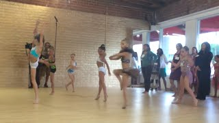 Video of the ALDC LA Dance Moms Season 6 Auditions (EXCLUSIVE)