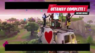 How To Play The Getaway Properly - Fortnite Battle Royale NEW LTM