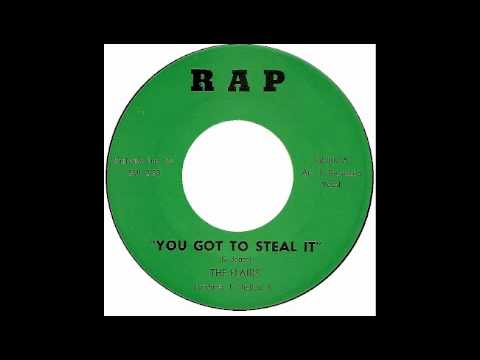 The Flairs - You Got To Steal It