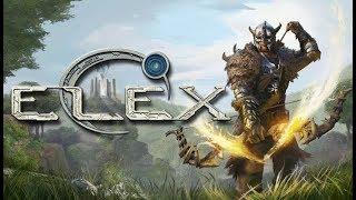 ELEX - Готическое приключение ( начало ) и первый обзор !:)