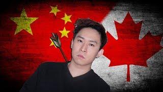 《種族歧視》武漢肺炎我的經歷   加拿大華人