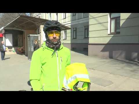 ObjectivTv: Харків'яни масово пересідають на велосипеди