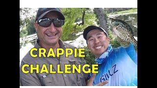 Crappie Challenge vs raWr Fishing
