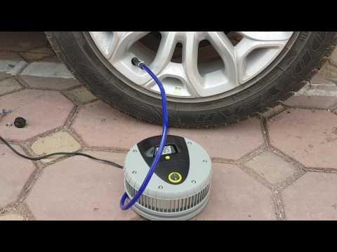 Trên tay bơm lốp xe hơi Michelin 4387ML