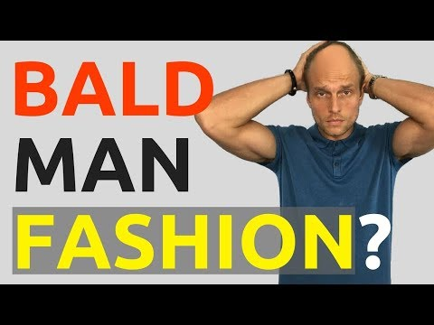 Bald Men Fashion | Fashion For Bald Guys | Style For Bald Guys | Bald Men Style