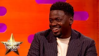 Daniel Kaluuya's Scottish Accent Ruined An Audition | The Graham Norton Show