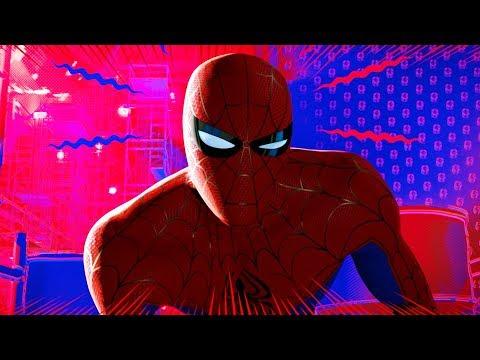 Человек-паук против Зелёного Гоблина и Бродяги. Открытие портала | Человек-паук: Через вселенные