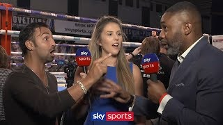 Paulie Malignaggi and Spencer Fearon have HEATED debate over Golovkin vs Canelo result   T2T