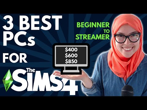 Best Desktop Computer For The Sims 4 In 2019/20 | 3 Gaming PCs At 3 Budgets