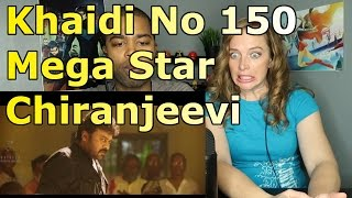 Khaidi No 150 Official Theatrical Trailer Mega Star Chiranjeevi || V V Vinayak || DSP (Reaction 🔥)