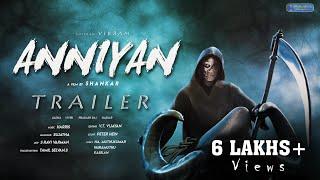 Anniyan - Digital Trailer (Tamil)  Chiyaan Vikram   Sadha   Shankar   Harris Jeyaraj   Tamilselvan S