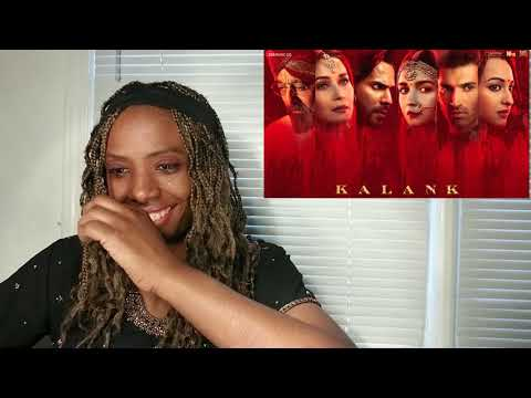 Ghar More Pardesiya {KALANK} Song Reaction {Madhuri Dixit/ Alia Bhatt}