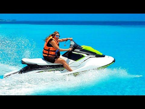 ✅Cuba Travel | Jet Ski And Cave Exploring | Varadero Cuba | Things To Do