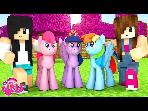 My Little Girls - MUNDO DAS LITTLE PONY #01