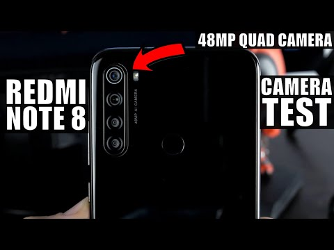 Redmi Note 8 Camera Test: Sample Photos and Videos