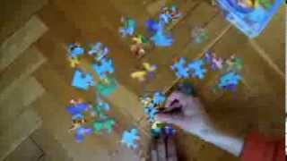 A children's Trefl puzzle - Winnie the Pooh by Disney puzzle