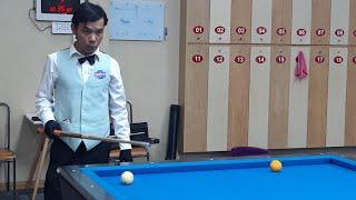 Vương Minh Thiện Vs Hứa Kiến Đức. Billiards Út Nhi