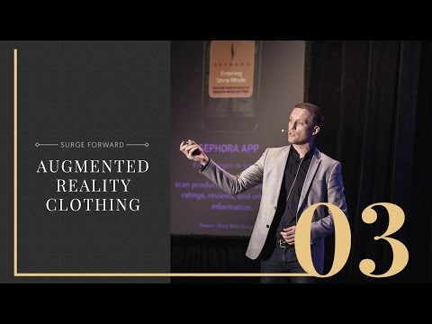 Augmented Reality Clothing