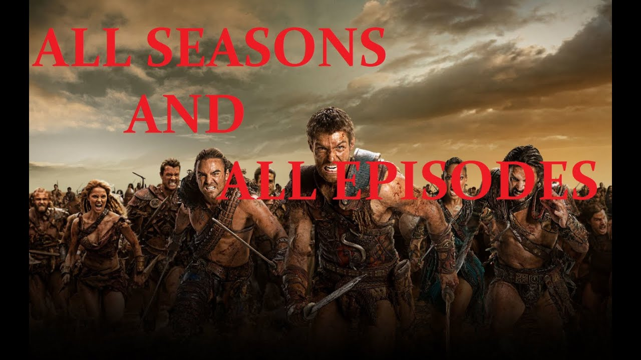 Download SPARTACUS All Episodes Download PC or  Android |  Season 1 to 4 free download | Updated  in 2020