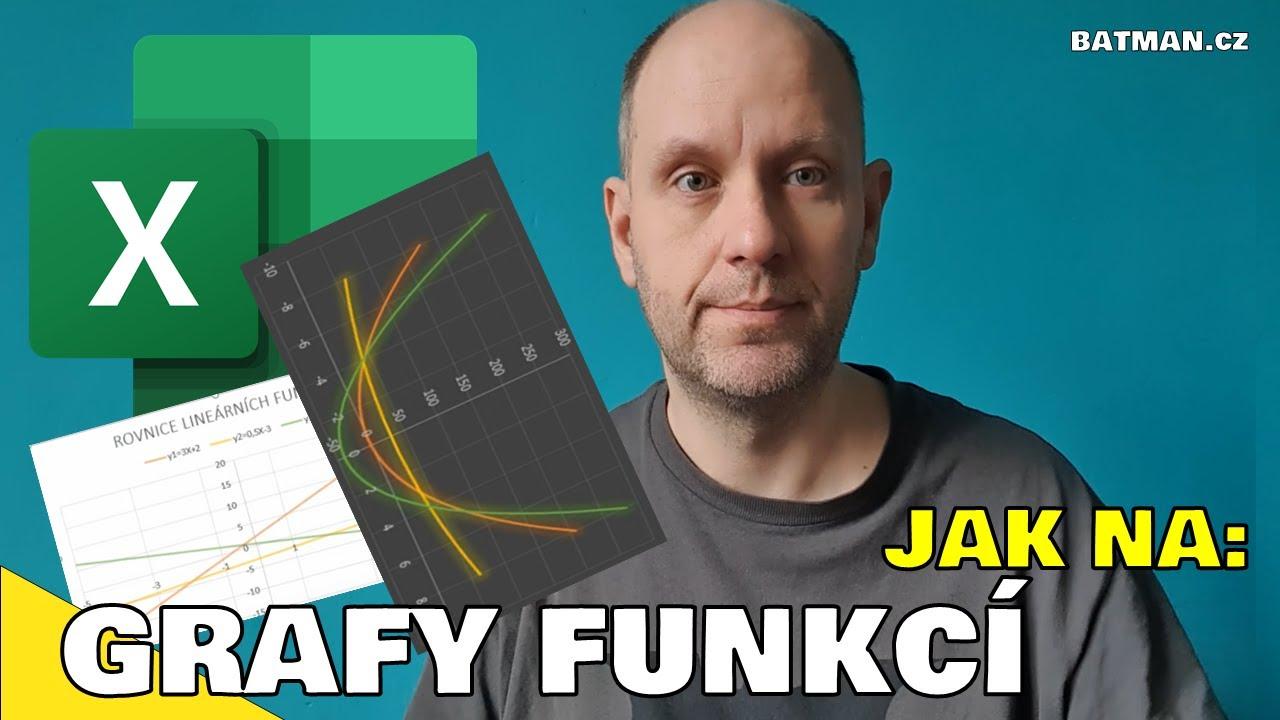 Excel Grafy Funkci Youtube