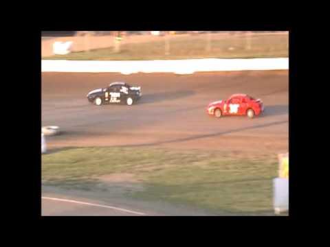 Eagle Raceway Sport Compact Heat 4 on 4-22-2017