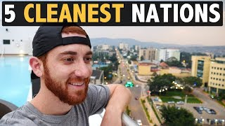 5 CLEANEST NATIONS ON EARTH