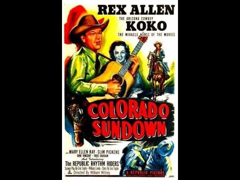 Colorado Sundown (1952) - B Movie Westerns