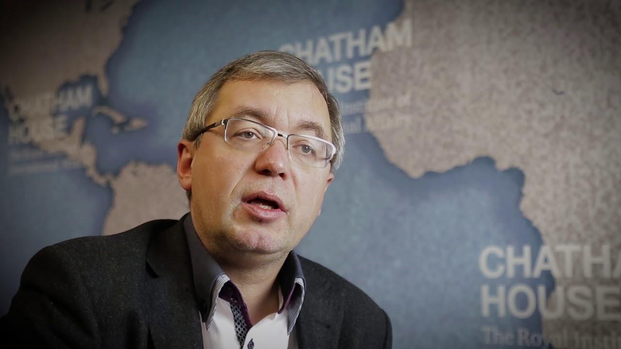 Ukraine Forum: Oleksandr Sushko, Chair of the Board, International Renaissance Foundation