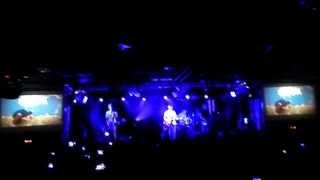 Женя Мильковский & Нервы - Станция туман (Питер. Зал ожидания) 07.12.2013