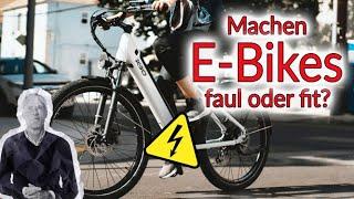E-Bike Trend: Faul oder fordernd?