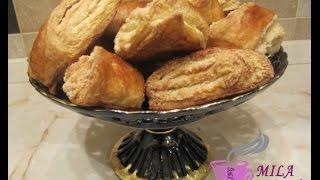 Гата Ереванская с Рецептом сметанного слоенного теста (gata Yerevan)