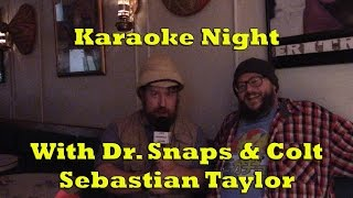 Dr. Thunder Karaoke - Interview With Dr. Snaps & His Fans