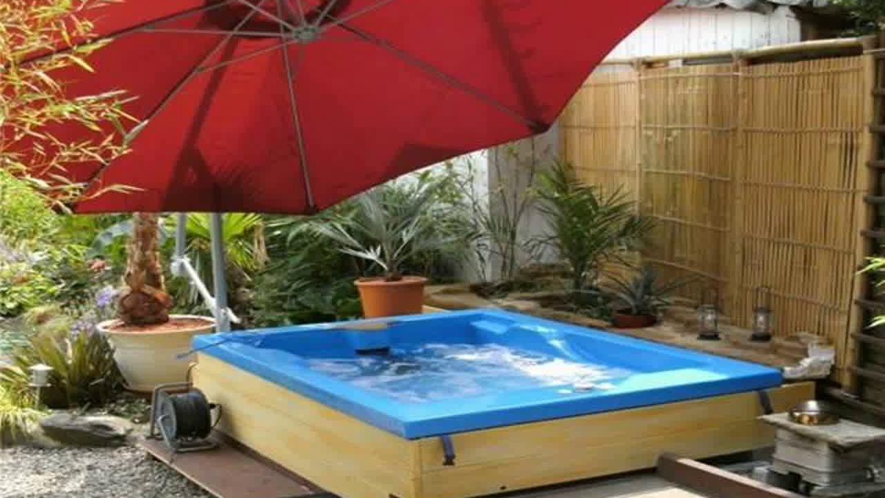 Pool selber bauen beton fliesen  Pool Selber Mauern Und Fliesen - YouTube