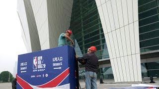 """【陈破空:中共官方挑动抵制NBA,是其威胁""""人民战争""""的信号】10/11 #焦点对话 #精彩点评"""