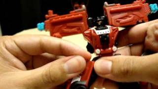 Power Core Combiners SMOLDER with CHOPSTER: EmGo
