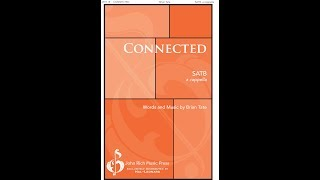 Скачать Connected SATB By Brian Tate