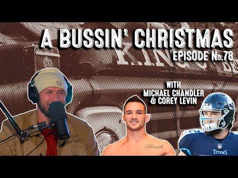 A Bussin' Christmas, Nebraska Talk, Raiders Talk, and Michael Chandler | Bussin With The Boys #078