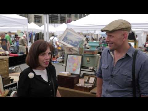 Flea Market Minute S2 EP 5 Extended Feature- NYC Gets a Brand New Flea Market