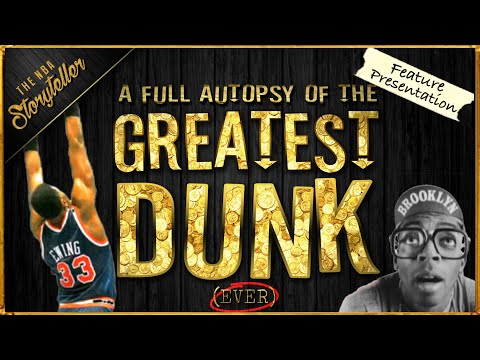 The GREATEST DUNK in NBA HISTORY (Full Documentary)  Scottie Pippen on Patrick Ewing
