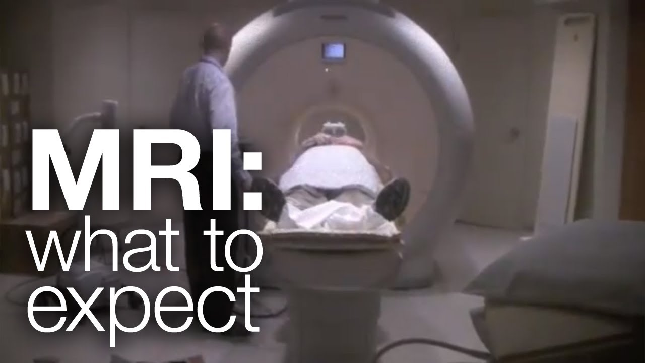 Mri what to expect youtube for What does contrast do