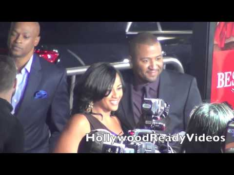 Malcolm D. Lee arrives at The Best Man Holiday premiere at Grauman's Chinese Theatre in Hollywood