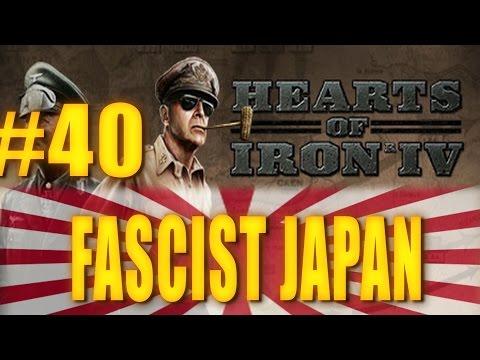 FASCIST JAPAN - Hearts of Iron IV Gameplay #40