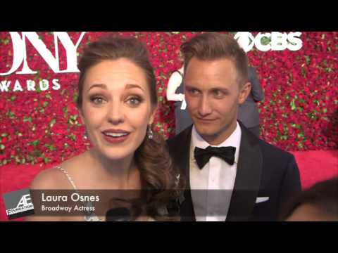 The Actors' Equity Foundation at the 2016 Tony Awards: Advice to Actors
