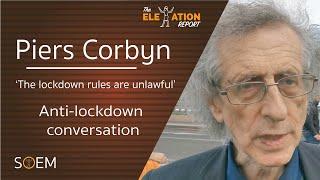 Piers Corbyn talks New World Order, unlawful lockdown & legal proceedings