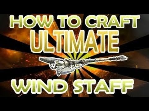 "ORIGINS ULTIMATE WIND STAFF! - How To Upgrade The Wind Staff - ""BOREAS' FURY"""