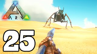 ARK: EL MOMENTO MÁS TENSO!! #25 Temporada 4 | ARK: Scorched Earth