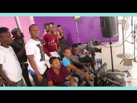 DULLY SYKES FT HARMONIZE - INDE Behind the Scene Video PART 2