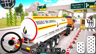 Oil Tanker Truck Driver 3D - Free Truck Games 2020 - Android Gameplay FHD screenshot 3