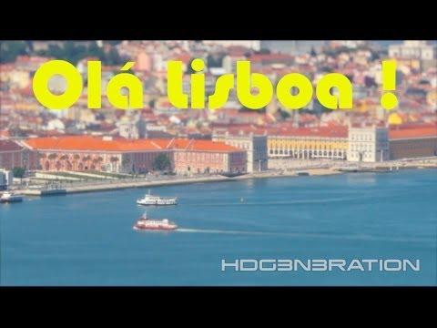 Lisboa   Tara Perdida - Olá Lisboa Pela Primeira Vez